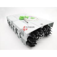 Buy cheap 96 Cores 16 Ports Fiber Optic Splitter Box NAP Outdoor Box Mini SC Adapter IP68 PC With 1x16 Splitter from wholesalers
