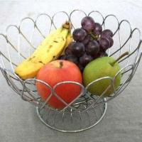 Wholesale Fruit Basket, Durable, Anti-corrosive, Not Easy to Deform, Customized Colors Welcomed from china suppliers