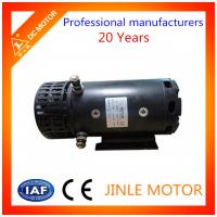 Wholesale Brush Communication Hydraulic Forlift Drive Motor 24v IP54 Protection Glass from china suppliers