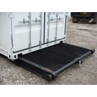 Wholesale Electric Galvanized, Painting, PVC Powder Coated 2MM - 10MM Steel Shipping Container Skid from china suppliers