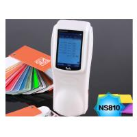 Wholesale Handheld Color Measurement Spectrophotometer , CIE Data Colour Spectrophotometer from china suppliers