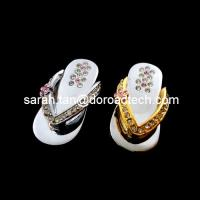 Wholesale Genuine Capacity Slipper Shaped Jewelry USB Pen Drives from china suppliers