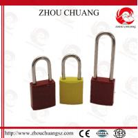 Wholesale Hardened shackle and body made by Aluminum, multi-function padlock from china suppliers