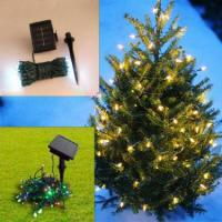 Wholesale Solar Power 60LED Garden String Light Christmas Lights from china suppliers