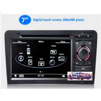 Wholesale 7'' Car dvd GPS Headunit Multimedia Satnav for Audi A3 S3 Car Radio TV Car Multimedia Navi from china suppliers