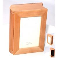 """Wholesale 3.5""""x5"""" Maple wood Photo Album from china suppliers"""