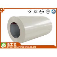Wholesale Ral 9002 Light Gray Cold Rolled Steel Coil 0.3-0.7 Mm X 600-1250mm from china suppliers