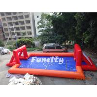 Wholesale Durable Football Player Catch Inflatable Soccer Field 100% Air Sealed from china suppliers