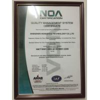 Shenzhen Hongzhou Technology Co.,Ltd Certifications
