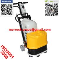 China Single Phase 5HP HTC Concrete Floor Grinder 220V Marble Floor Polisher on sale