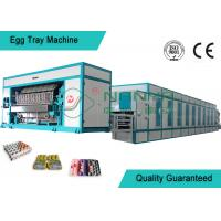 Wholesale Guaranteed Automatic Waste Paper Egg Tray Making Machinery 3000~6000 Pcs/H from china suppliers