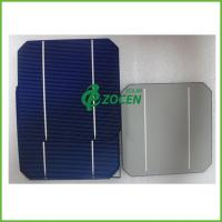 Wholesale P Type A Grade PV Sharp Monocrystalline Solar Cells , 125*125mm 2BB from china suppliers