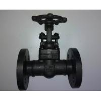 Wholesale Welded Bonnet Forged Steel Valves Flange Type Gate Valve Class 150 from china suppliers