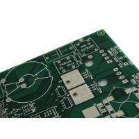 Wholesale Fr4 1 L Single Sided PCB Printed Circuit Boards , 1 oz copper PCB from china suppliers