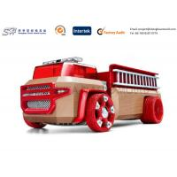 Wholesale Customized Child Large Wood + Plastic Toys truck Injection Molded Parts from china suppliers