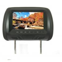 Quality car headrest dvd player with sd, usb, aux, game function for sale