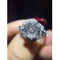 Wholesale Piaget Rose ring 18k gold  white gold yellow gold rose gold diamond ring from china suppliers
