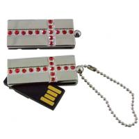 Wholesale jewelry transformer USB souvenir item keychain usb flash drive 1GB 2GB 4GB 8GB 16GB   from china suppliers