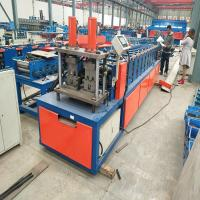 Wholesale Automatic Arch Sheet Roll Forming Machine For Purlin / Thick Building Material from china suppliers