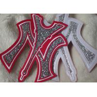 Wholesale Iron On Backing Stone Custom Embroidered Patches With Handmade from china suppliers
