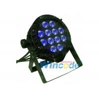 Wholesale Party Light Event Illumination LED Light 12*10w Par Can IP65 Curtain Table Color Wash from china suppliers