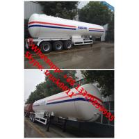 Wholesale 2017s new bottom price 20MT bulk road transported lpg gas tank for sale, factory sale 20MT lpg gas tank trailer from china suppliers