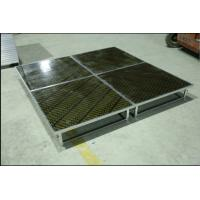 Wholesale Exhibition Aluminum Movable Stage Platform Adjustable Height Easy Installation from china suppliers