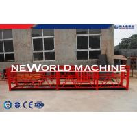 Wholesale Red ZLP Type Temporary Suspended Platform For High Rise Building from china suppliers