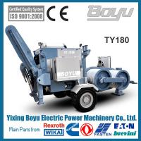 Wholesale 180kn Overhead  Hydraulic Pulling Machine With Groove number 10 4.Engine Cummins from china suppliers