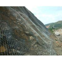 Wholesale Tecco Wire Mesh steep slope stabilization Active SNS Rockfall Mesh from china suppliers
