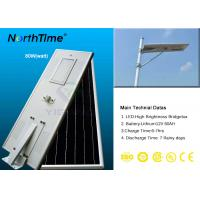 Wholesale 6 watt - 120 watt Intelligent Solar Street Light with 3 Years Warranty from china suppliers