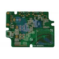 Wholesale 80*60mm Green Slodermask Multilayer PCB Multi Layered Pcb ENIG from china suppliers