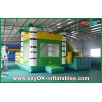 Wholesale Adorable Giant Commercial Inflatable Bounce House With Slide from china suppliers