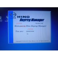 Wholesale Hino Reprog Manager V3.0 / Hino Diagnostic Software for Hino Ecu Engine Progamming from china suppliers