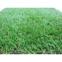 Wholesale Garden Outdoor Artificial Grass 25mm Yarn Height , 26mm Total Height from china suppliers