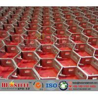 Wholesale SS304 Hexsteel Refractory anti-abrasive linings for cyclones from china suppliers