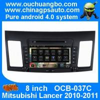 Wholesale Ouchuangbo Car Radio Android 4.0 GPS Sat Navi for Mitsubishi Lancer 2010-2011 S150 System DVD Stereo USB SWC OCB-037C from china suppliers