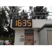 Wholesale Large outdoor led gas station price sign waterproof For 4 and 5 digit formats , custom size from china suppliers
