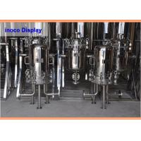 Wholesale BOCIN Liquid Purifier Industrial Cartridge Filters / Compressed Gas Filtration from china suppliers