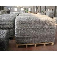60 x 80mm Wire Mattress with 2.2mm Diameter Mesh Size,Gabion basket,gabion mesh basket
