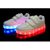Wholesale Wholesale Flat Fashion Cool Light up Shoes for Unisex from china suppliers