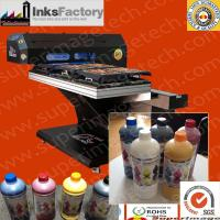 Buy cheap Textile Pigment Ink for Ser-Tec Eagle Tx 100/Tx 60/Eagle Line 100 from wholesalers