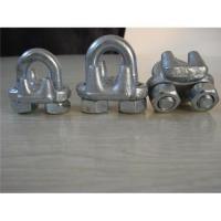 Buy cheap US type wire rope clips from wholesalers
