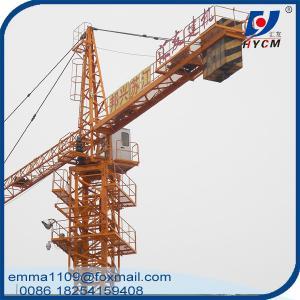 Wholesale QTZ80(5612) External Climbing Tower Crane Construction Cranetower from china suppliers