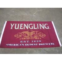 Wholesale Marketing Promotional Flags Advertising Banner Flags Angled Straight B1 Fire Proof from china suppliers