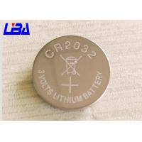 Wholesale Primary Lithium Cell Battery , 240m Ah Rechargeable Coin Cell Battery 3 Volts from china suppliers