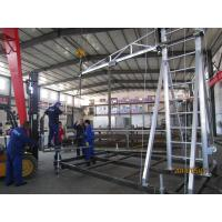 Wholesale OEM ODM Cold Pressed Mobile Tower Scaffold / Mobile Aluminium Scaffolding Tower from china suppliers