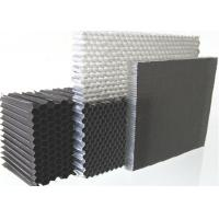 Quality Wall Metal Roofing Sheets Aluminium Honeycomb Panel High Strength Fireproof  6-25mm Foil Thickness for sale