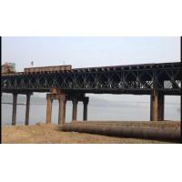 Wholesale Quick Assembly Delta Frame Bridge Surface Painted Modular Steel Bridges from china suppliers