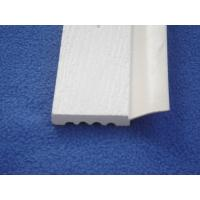 Wholesale Weather stop brick PVC foam moulding , PVC Trim Moldings for home decoration from china suppliers